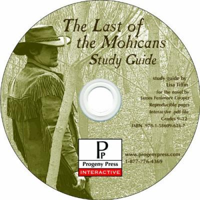 The Last of the Mohicans Study Guide CD-ROM