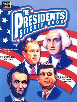 The Presidents Sticker Book