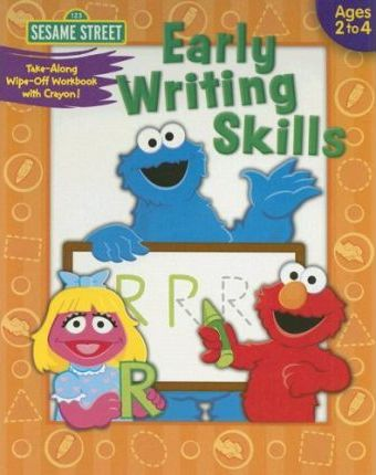 Sesame Street Early Writing Skills