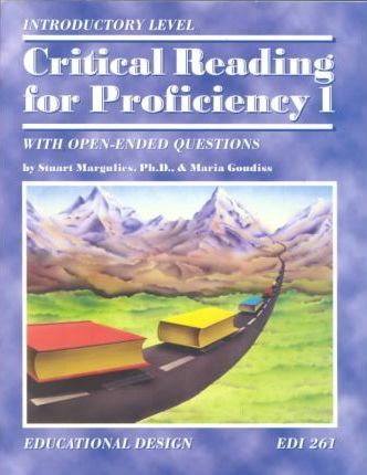 Critical Reading for Proficiency With Open-Ended Questions