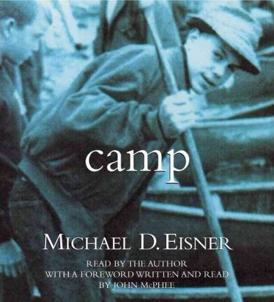 Camp Audiobook CD