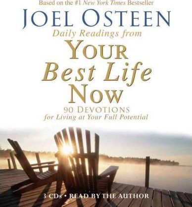 Your Best Life Now Audiobook Cassette