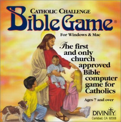 Catholic Challenge Bible Game