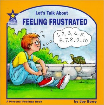Let's Talk about Feeling Frustrated