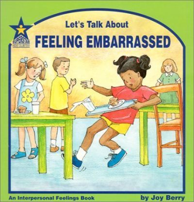 Let's Talk about Feeling Embarrassed
