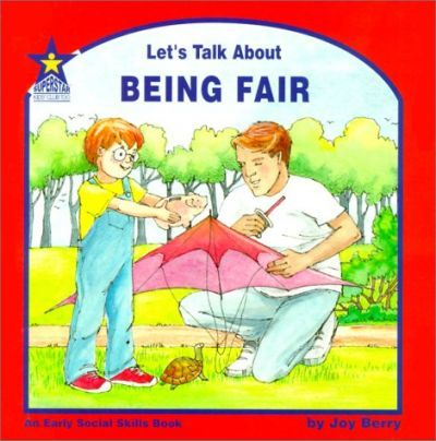 Let's Talk about Being Fair