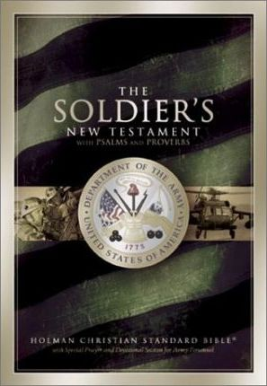 Soldier's New Testament with Psalms and Proverbs-Hcsb-Army