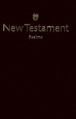 Economy New Testament with Psalms-HCSB