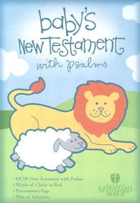 Baby's New Testament with Psalms-HCSB