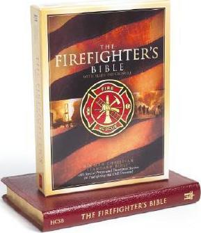 Firefighter's Bible-HCSB