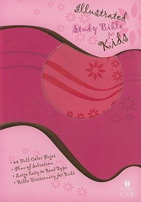 Illustrated Study Bible for Kids-HCSB
