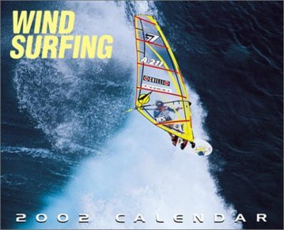 Wind Surfing 2002 Calendar