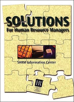 Solutions for Human Resource Managers