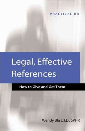 Legal, Effective References