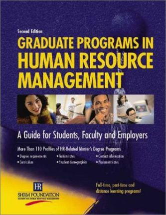Graduate Programs in Human Resource Management
