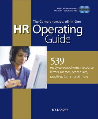 The Comprehensive, All-In-One HR Operating Guide