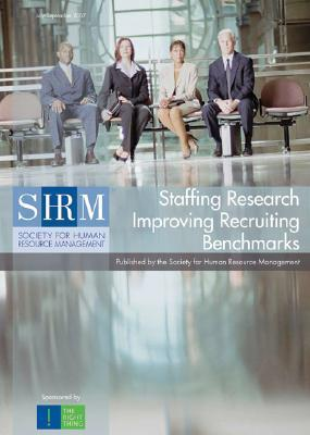 Staffing Research Improving Recruiting Benchmarks