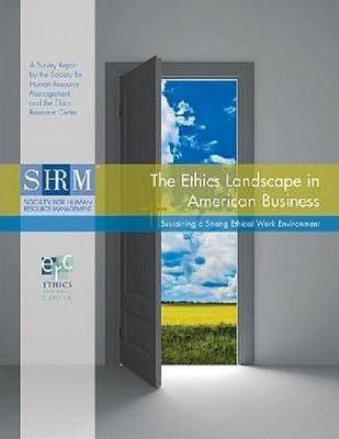 The Ethics Landscape in American Business