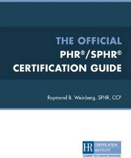 The Official Phr(r)/Sphr(r) Certification Guide