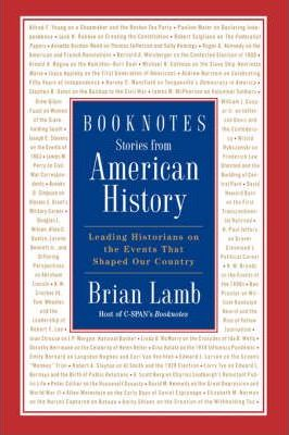 Booknotes Stories from American History