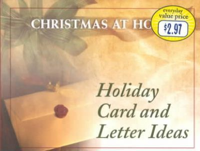 Holiday Card & Letter Ideas