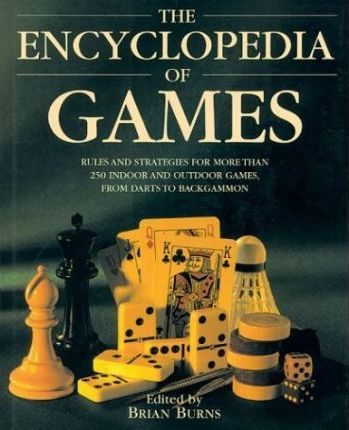 The Encyclopedia of Games