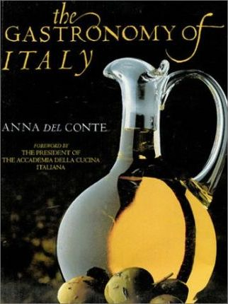 The Gastronomy of Italy