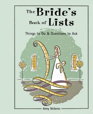 The Bride's Book of Lists