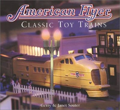 American Flyer-Toy Trains