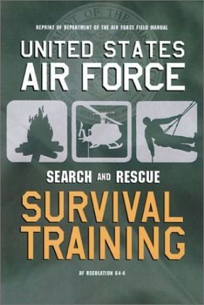 Us Air Force Search and Rescue Survival Training