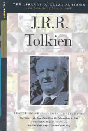 J.R.R. Tolkien (Sparknotes Library of Great Authors)