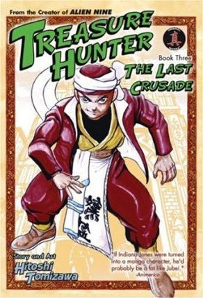 Treasure Hunter: The Last Crusade Bk. 3