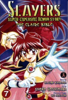 Slayers Super-Explosive Demon Story: Charmed v. 7