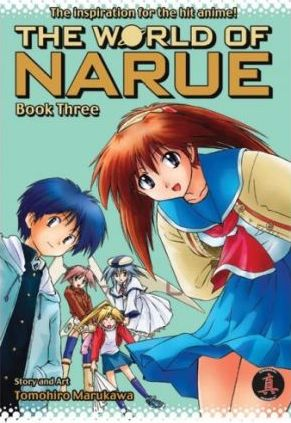 The World of Narue: Bk. 3