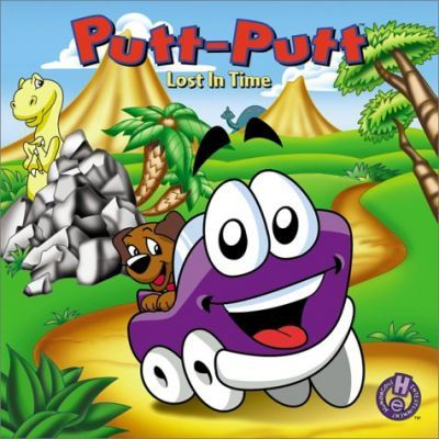 Putt-Putt Lost in Time