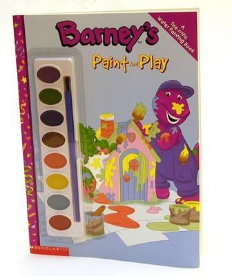 Barney's Paint and Play Book