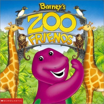 Barney's Zoo Friends
