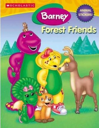 Barney Barney's Forest Friends