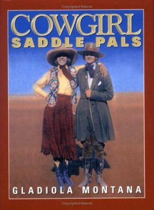 Cowgirl Saddle Pals
