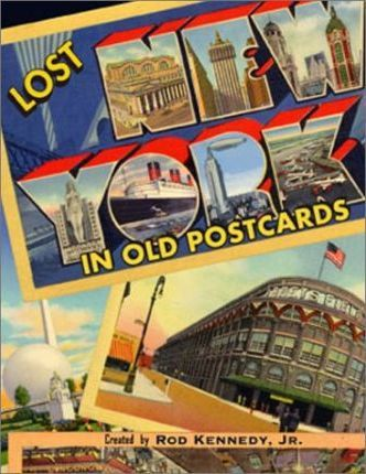Lost New York in Old Postcards