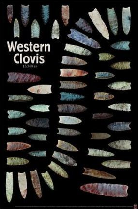 Clovis Weapons and Tools