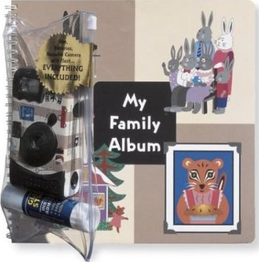 My Family Album (includes Reusable Camera, Film, Batteries And