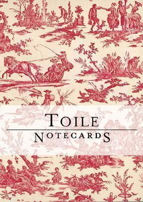 Toile Notecards