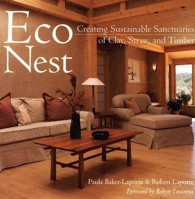 EcoNest: Creating Sustainable Sanctuaries of Clay, Straw, and Timber