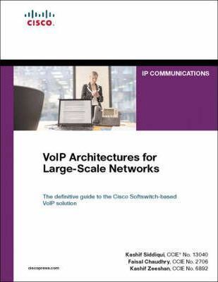 VoIP Architectures for Large-Scale Networks
