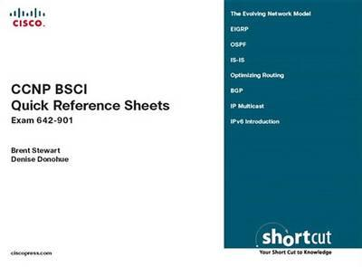 CCNP Bsci Quick Reference Sheets