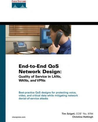 End-To-End Qos Network Design
