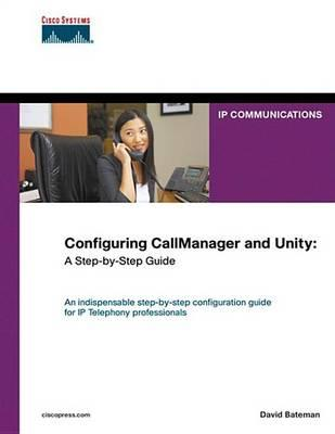 Configuring Callmanager and Unity