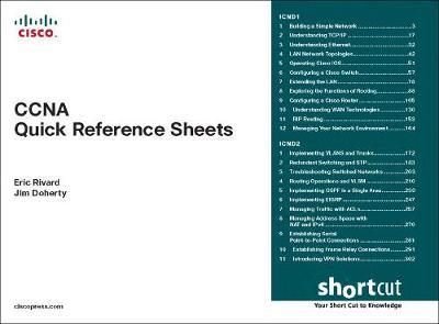 CCNA Quick Reference Sheets (CCNA Exam 640-802)