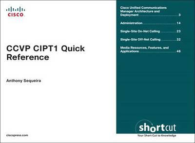 Ccvp Cipt1 Quick Reference